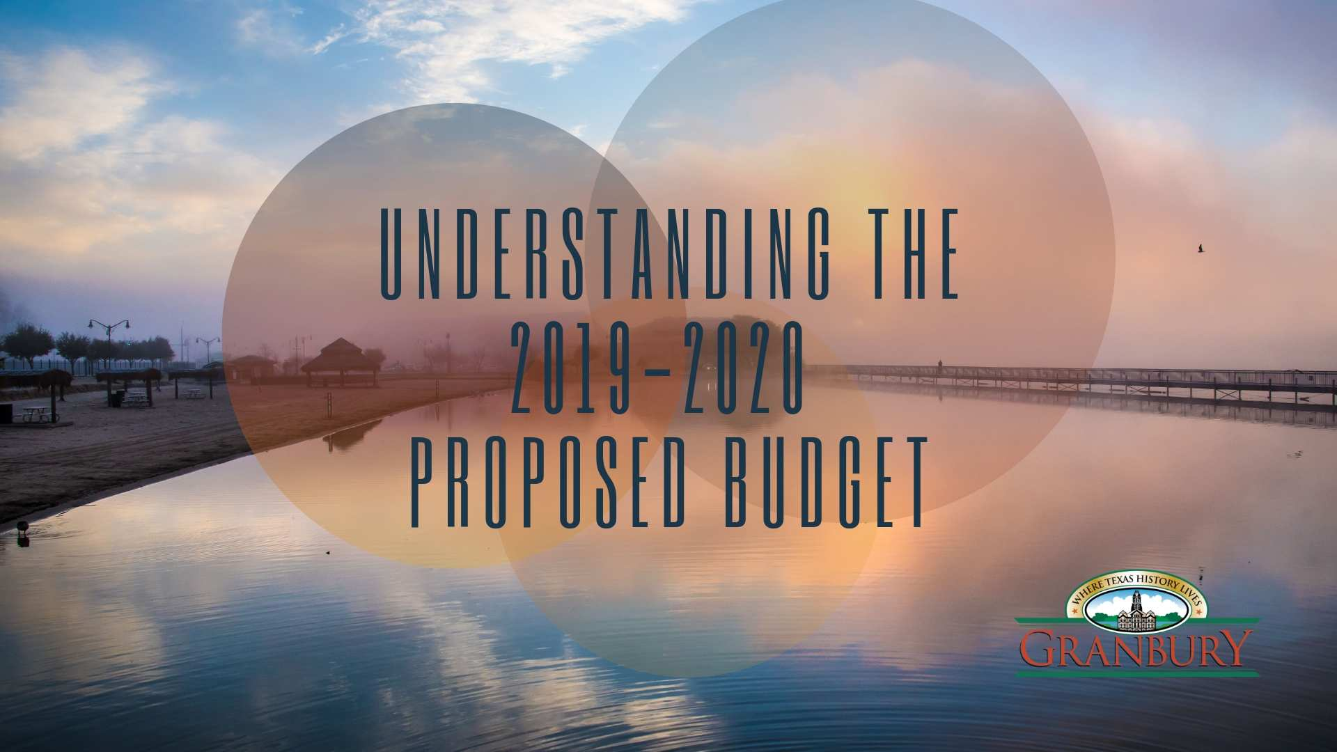Proposed Budget Video Graphic
