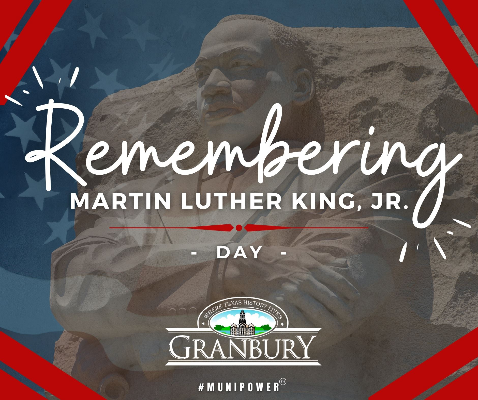 5 - Holiday - Martin Luther King, Jr. Day