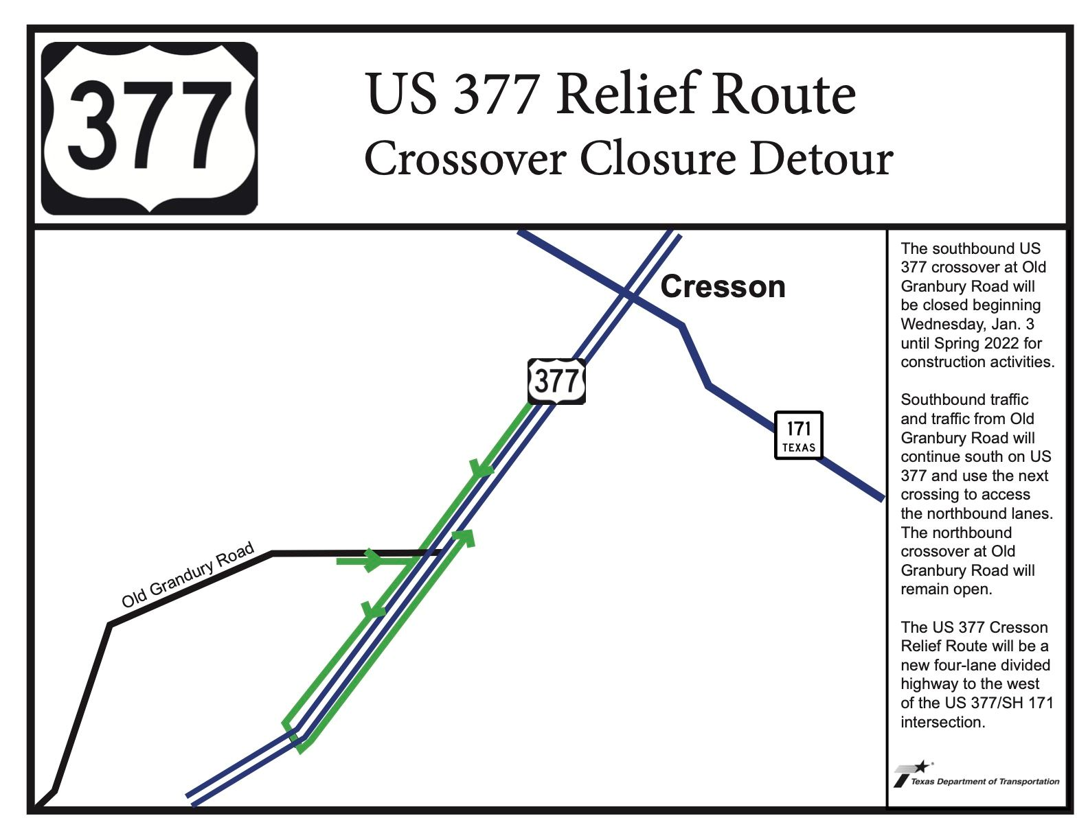 2-2-2021 Cresson crossover map