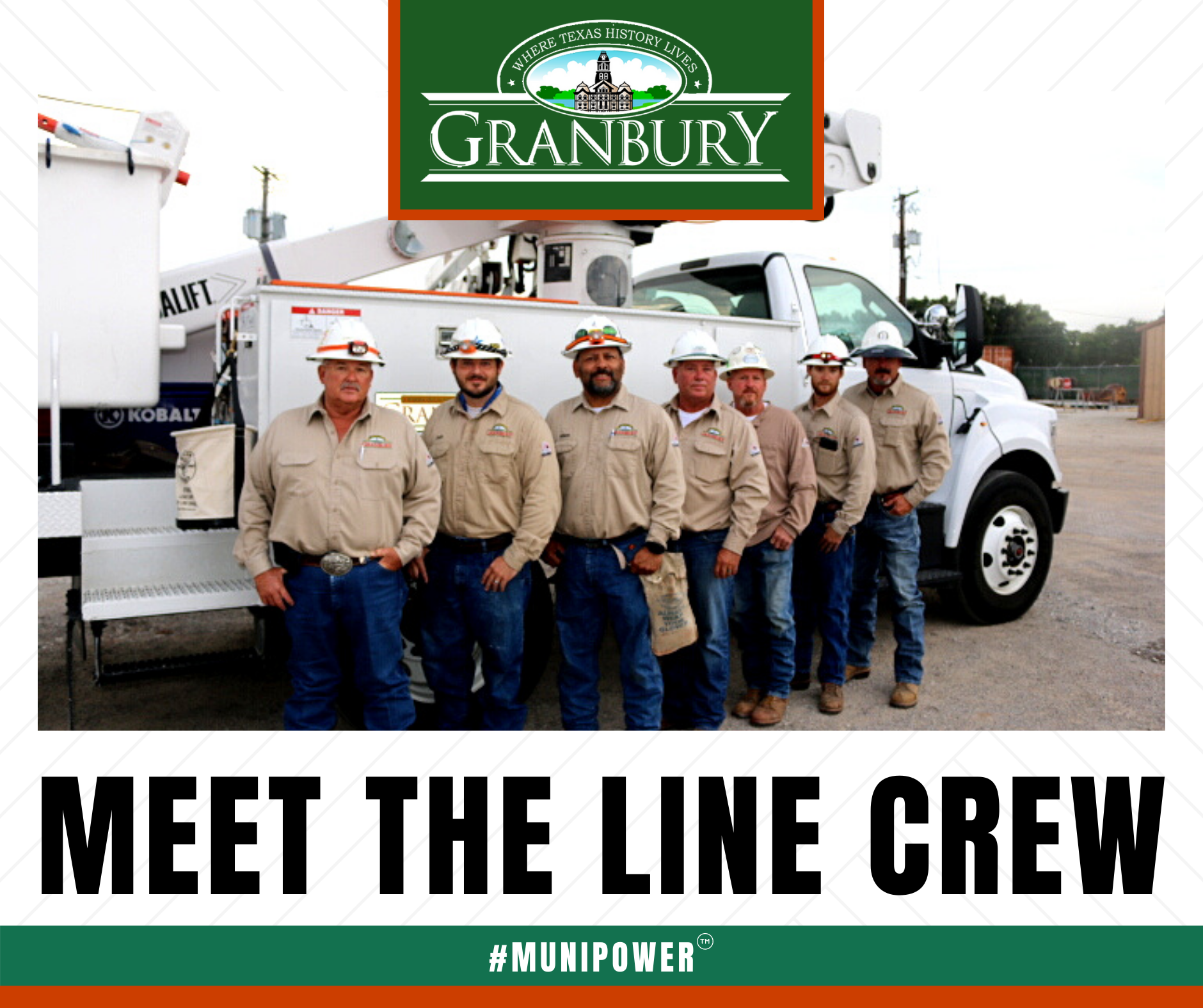 1 - Team - Meet the Line Crew