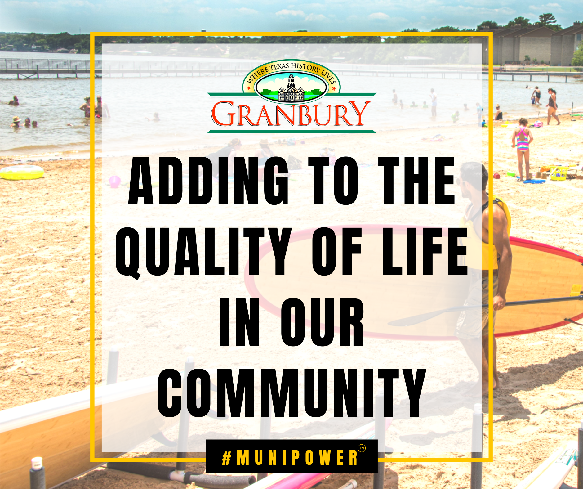 7 - Community Support - Quality of Life (Parks)
