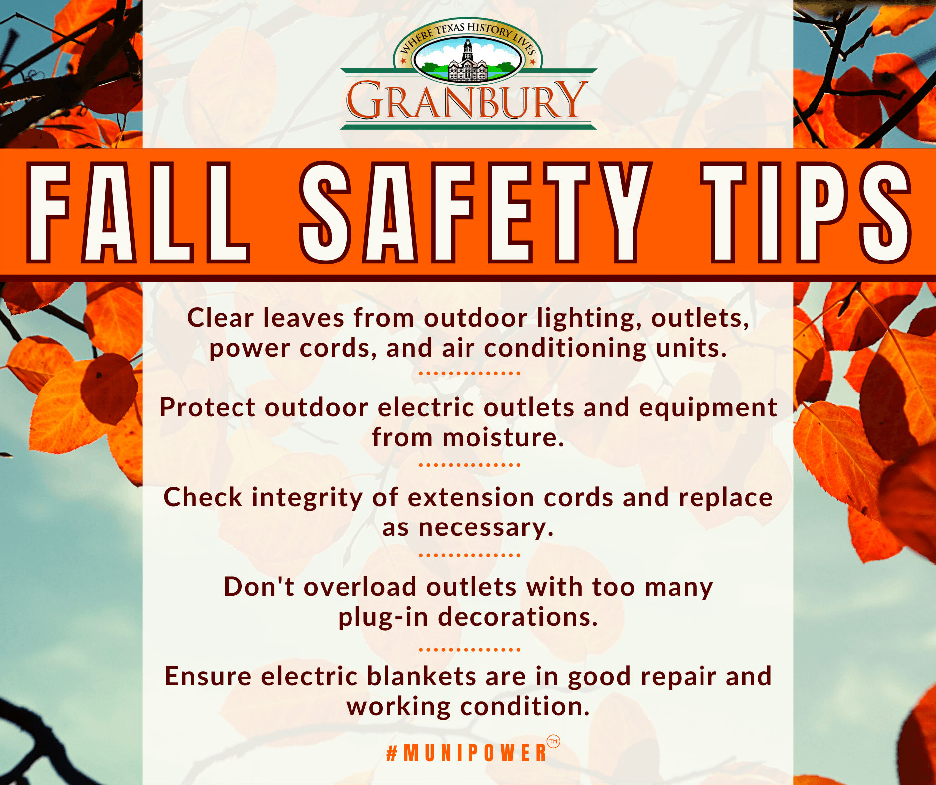 1 - Safety - Fall Tips