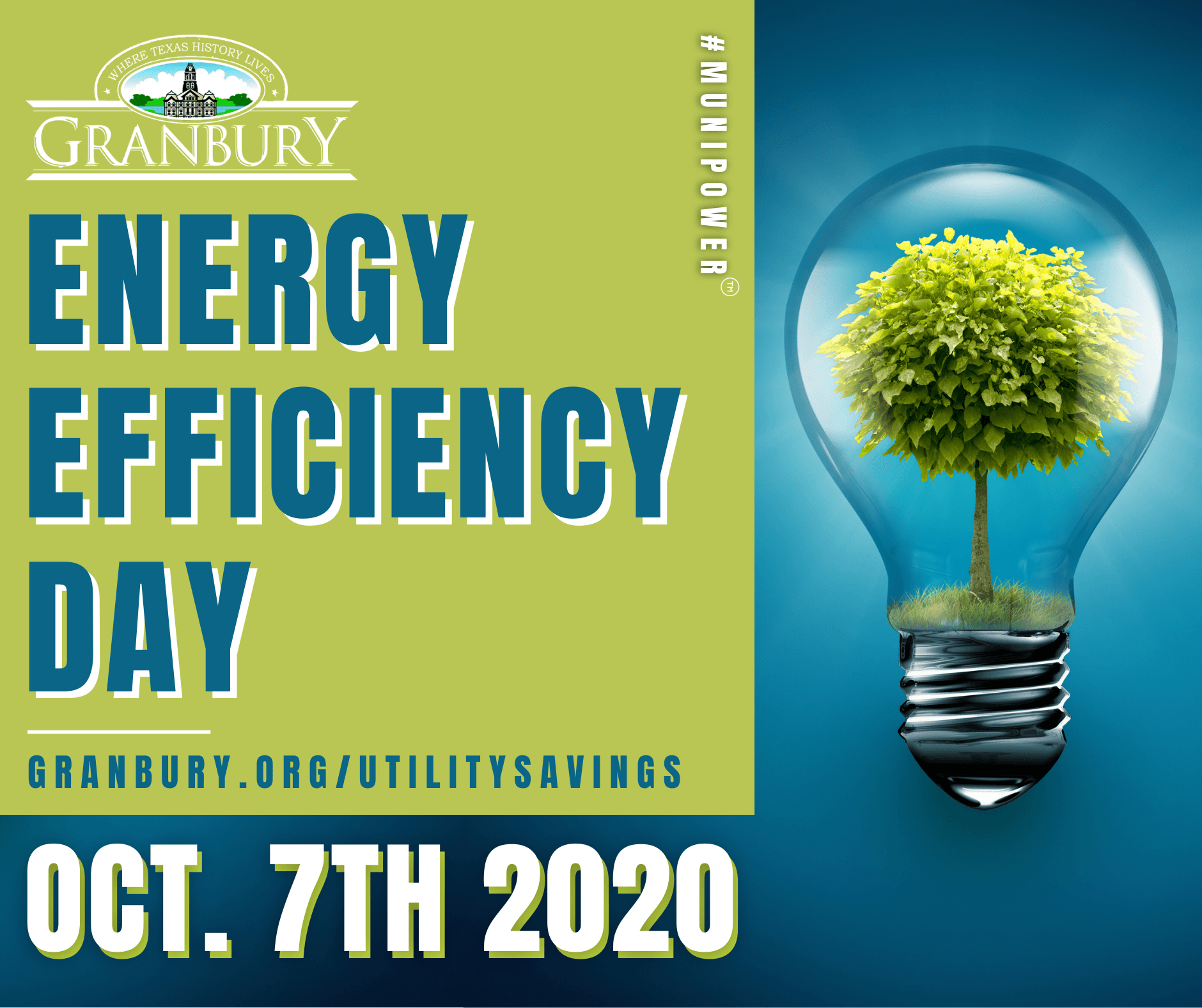 3 - Holiday - Energy Efficiency Day