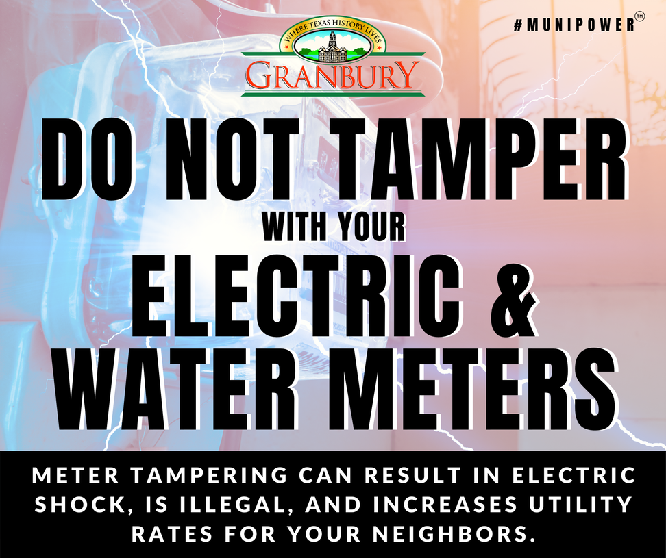 Dont mess with Electric Meters