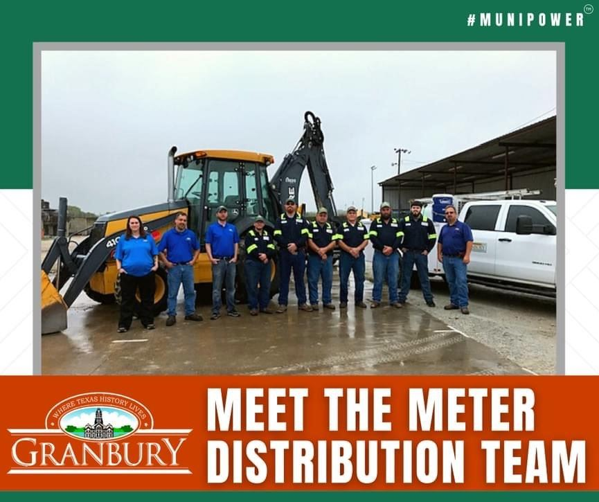 Meter Distribution Team